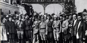 The April 1920 invasion, the fall of the first republic 01