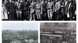 The April 1920 invasion, the fall of the first republic
